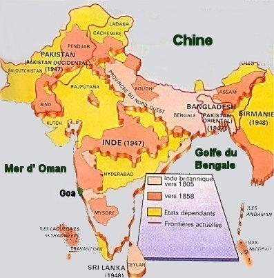 Inde Britanique